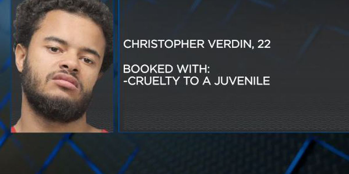 Houma man arrested for cruelty to 7-month-old boy