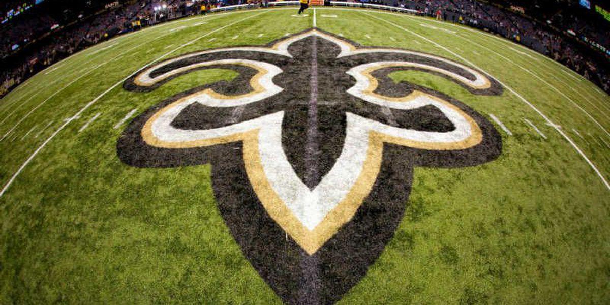 Saints vs. Carolina playoff game set for Sunday