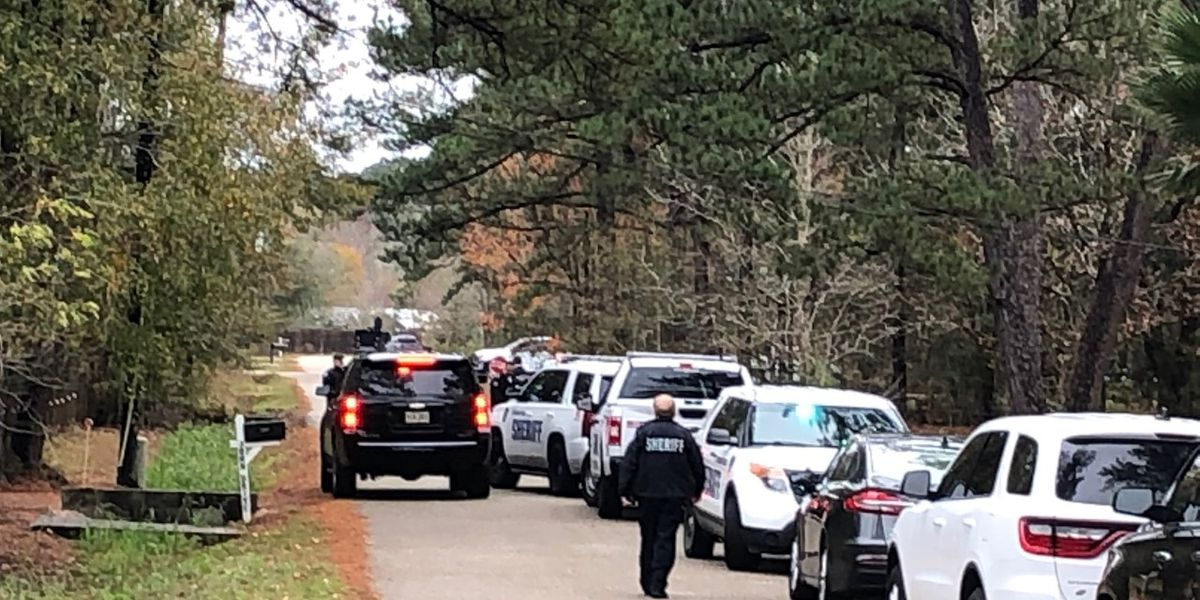 STPSO arrest suspect who fired at lieutenant ending hours-long standoff