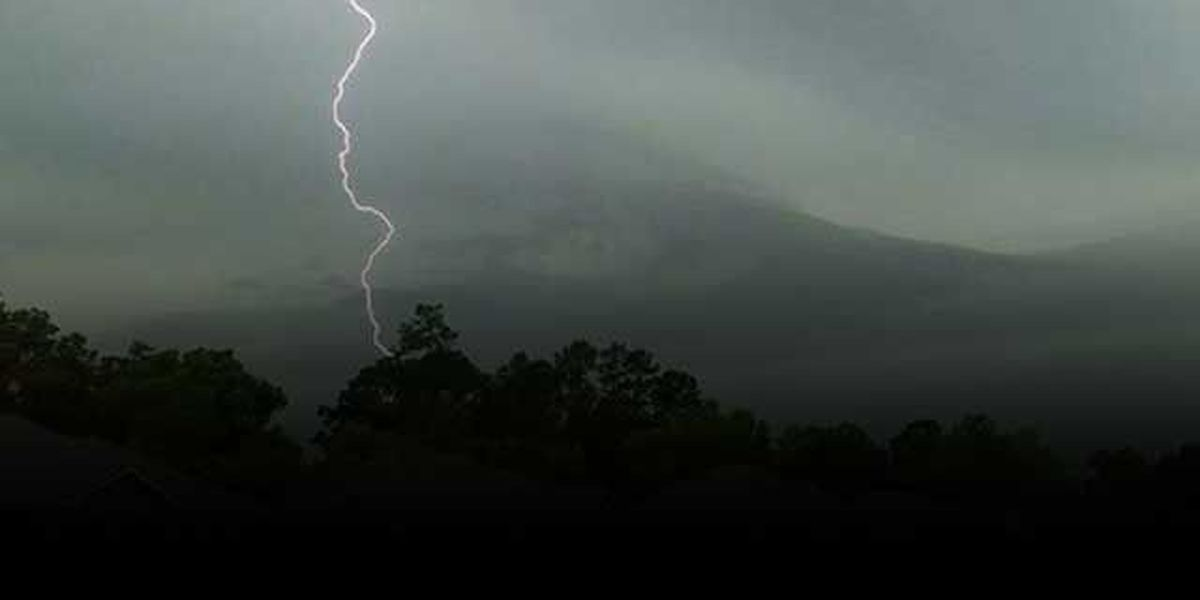 Lightning strike kills woman at music festival
