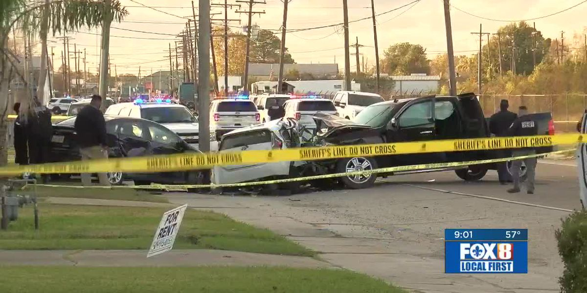 Man involved in fatal, high-speed crash says officers should have handled chase differently