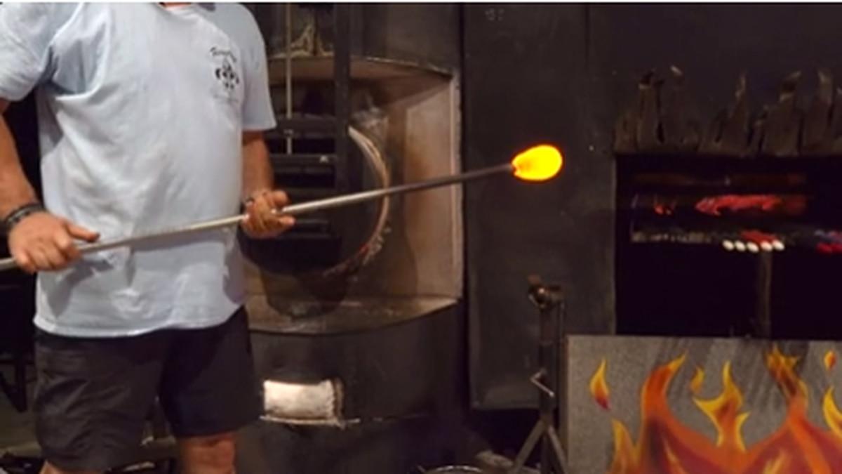 Heart of Louisiana: Glassblowing studio teaches 2,000 year old art