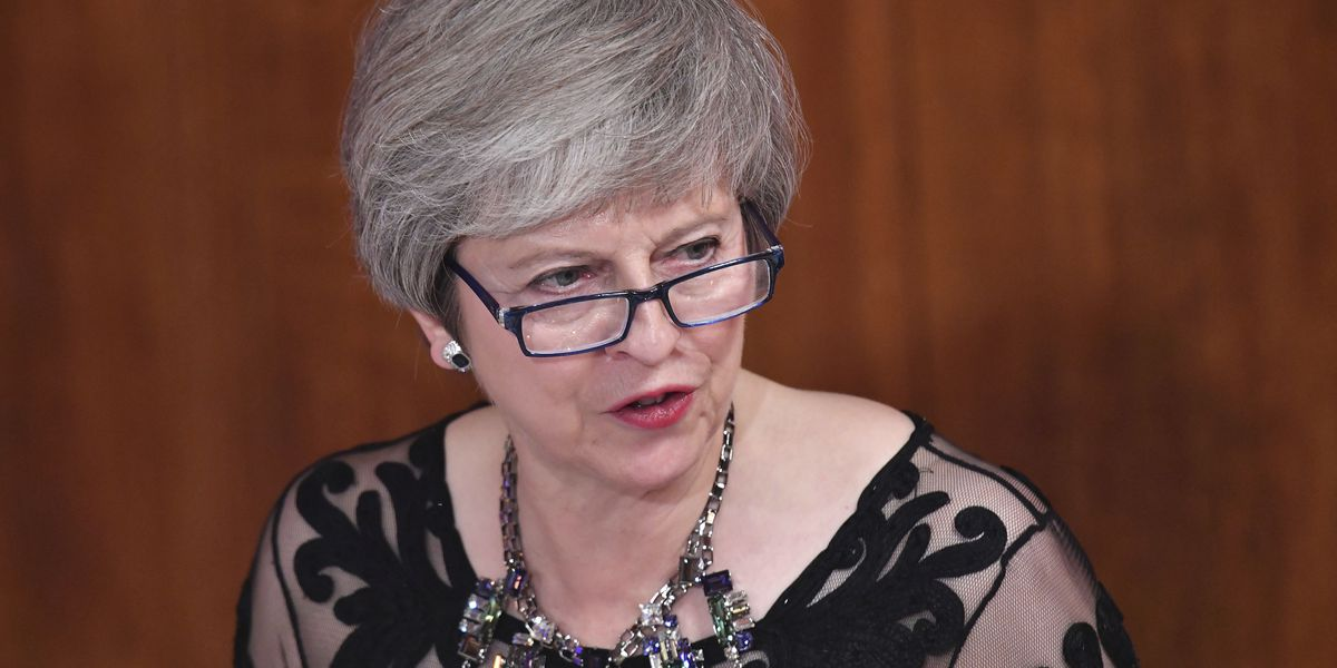 The Latest: UK Cabinet to discuss draft Brexit deal