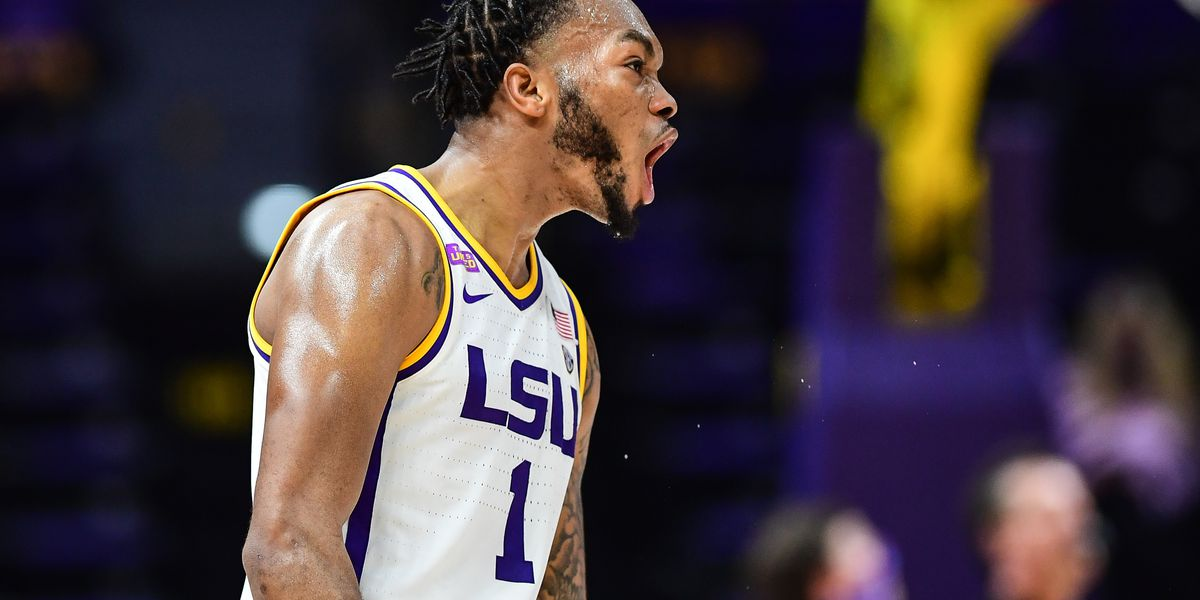 'Thank you for an amazing three years' LSU guard Javonte Smart declares for NBA Draft