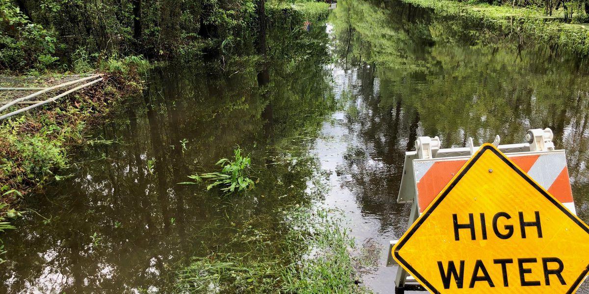 Northshore Officials Monitor Rising Rivers