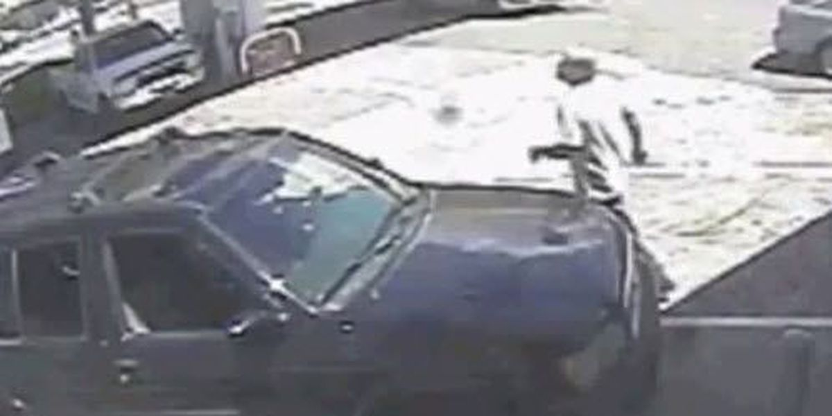 Police release picture of suspected car thief