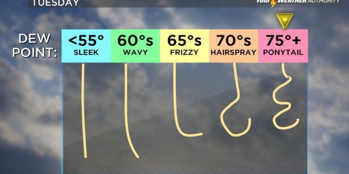 Your Weather Authority: Tropical feel will linger