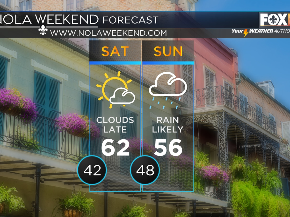 Zack: A beautiful Saturday ahead of an ugly Sunday