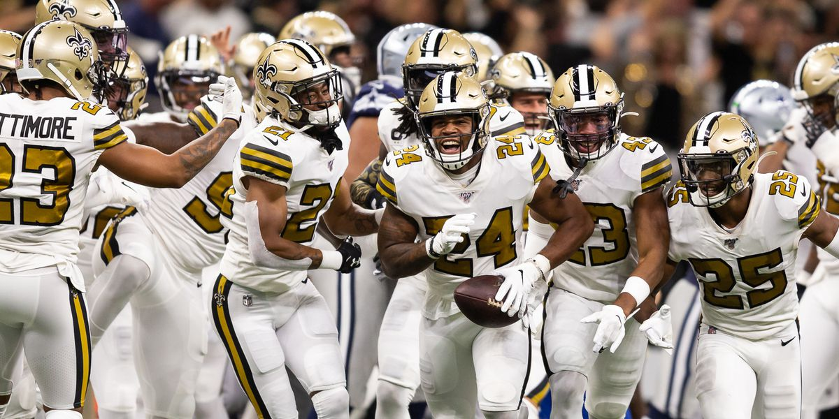 Jeff Duncan sees Dome Patrol similarities in Saints' win over Dallas