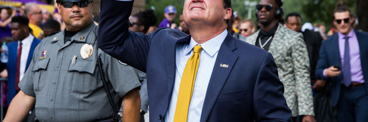 LSU lands second offensive lineman for class of 2020