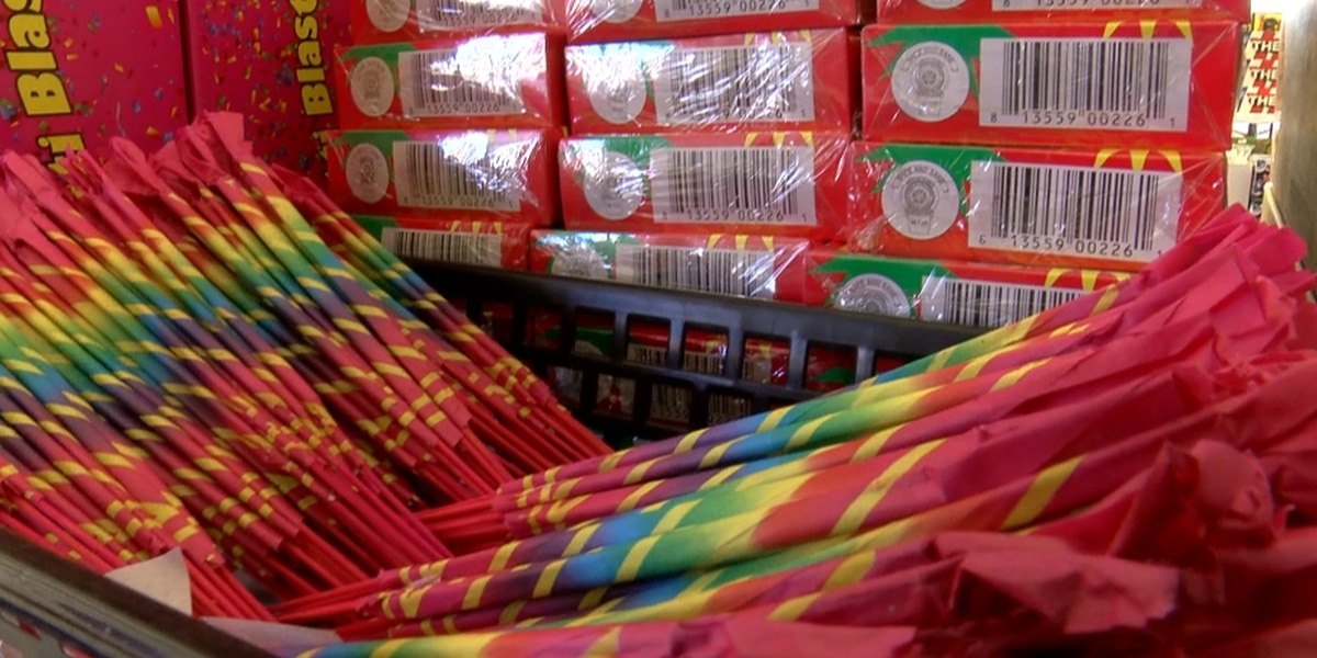 Fireworks sales booming, but inventory is limited due to pandemic