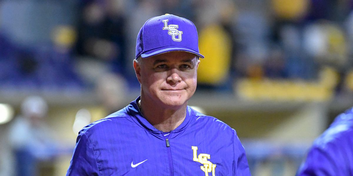 No. 10 LSU baseball falls to Northwestern State