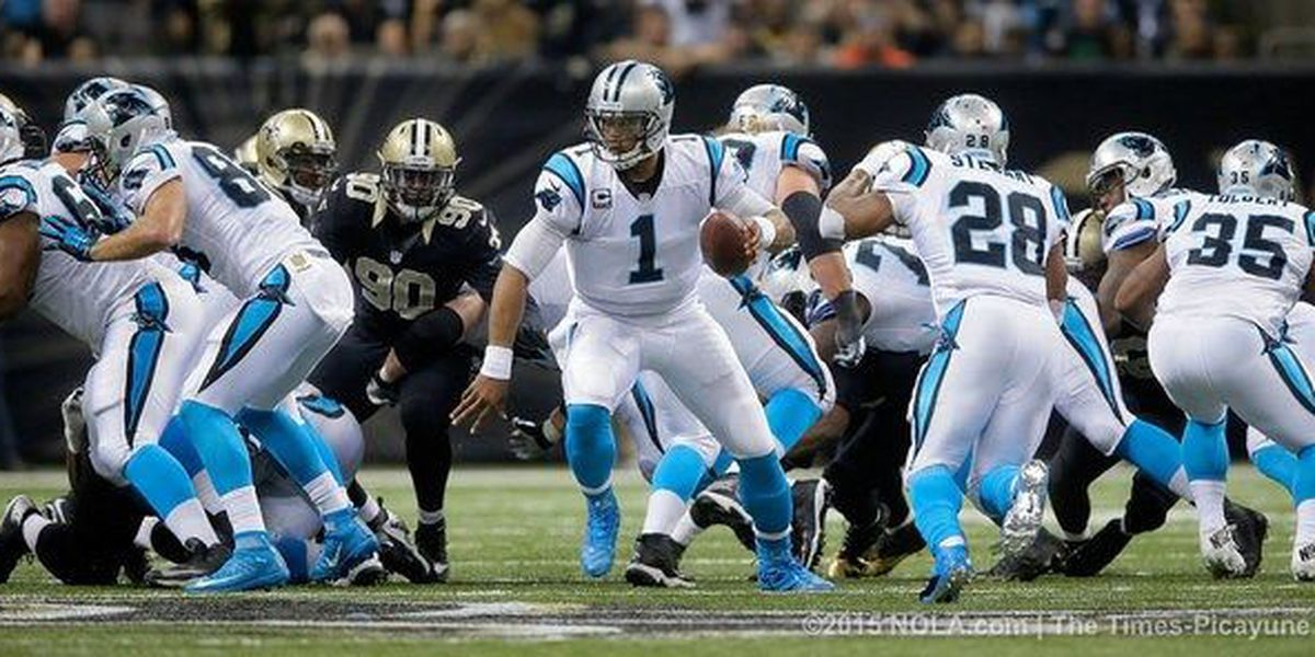 LIVE BLOG: Saints take on Panthers in NFC South showdown