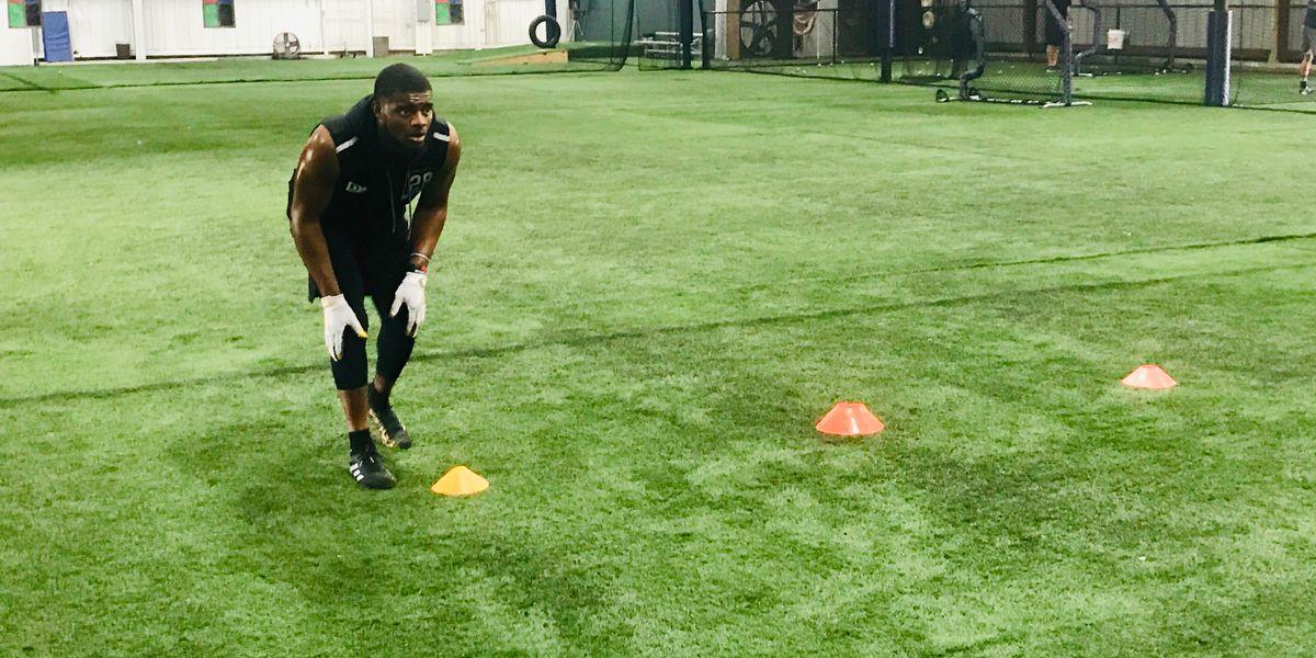 Thibodaux native Amik Robertson moving up NFL draft boards