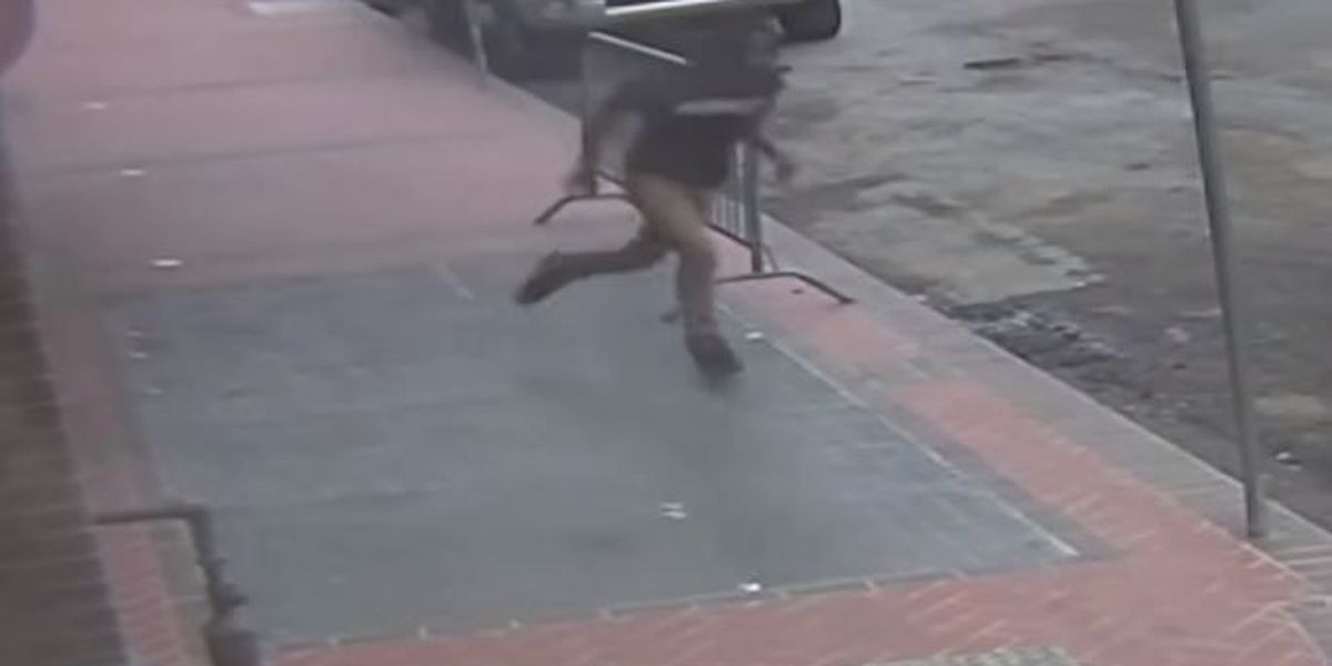 NOPD: Video captures men wanted in shooting at Canal & S. Rampart