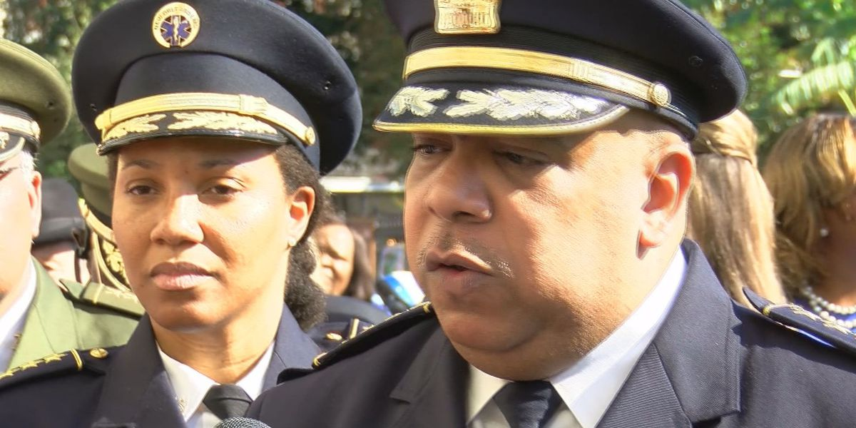 Some say replacing NOPD Chief Harrison will be tough