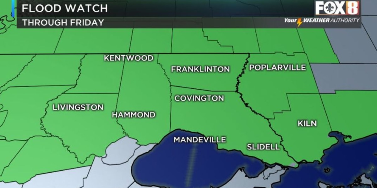 Shelby: Stormy weekend ahead; see updated warnings and watches