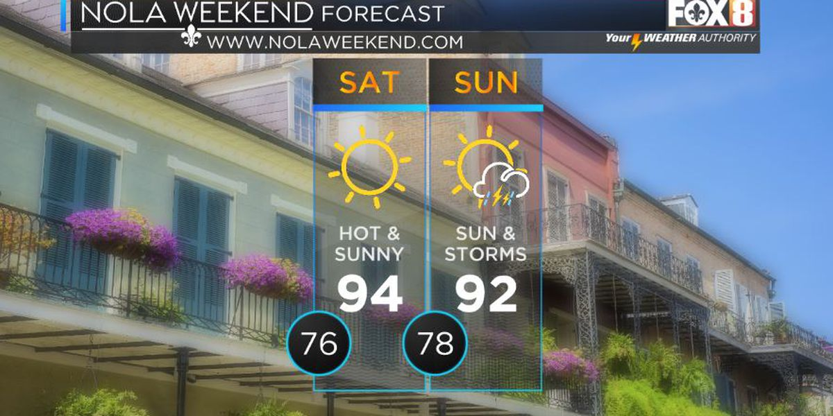 Shelby: Hot & Sunny Weekend On Tap