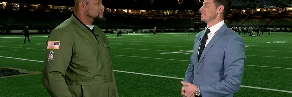 Sean Fazende and Deuce McAllister breakdown the Saints' loss to the Falcons