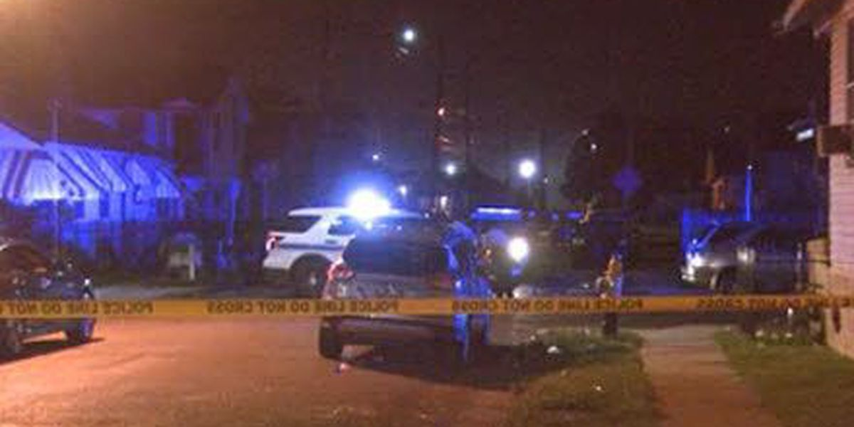 NOPD: Four people shot in Hollygrove
