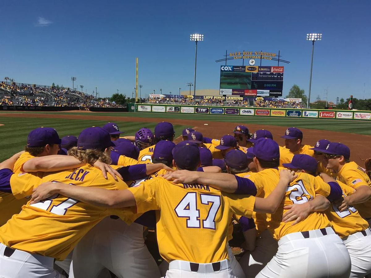 LSU ranked No. 1 in Collegiate Baseball preseason poll