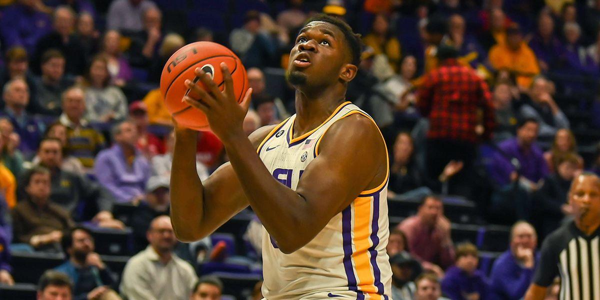 LSU sophomore Darius Days declares for NBA draft
