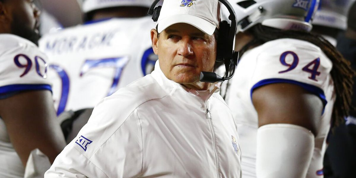 KU to pay Les Miles settlement of $1.9M following termination, parts ways with AD Jeff Long