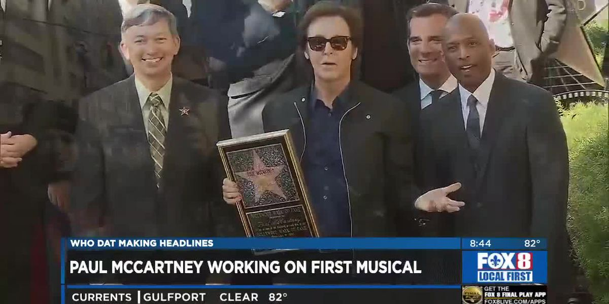 Who Dat Making Headlines – Paul McCartney, Michael Buble' and a Whitney Houston tour?