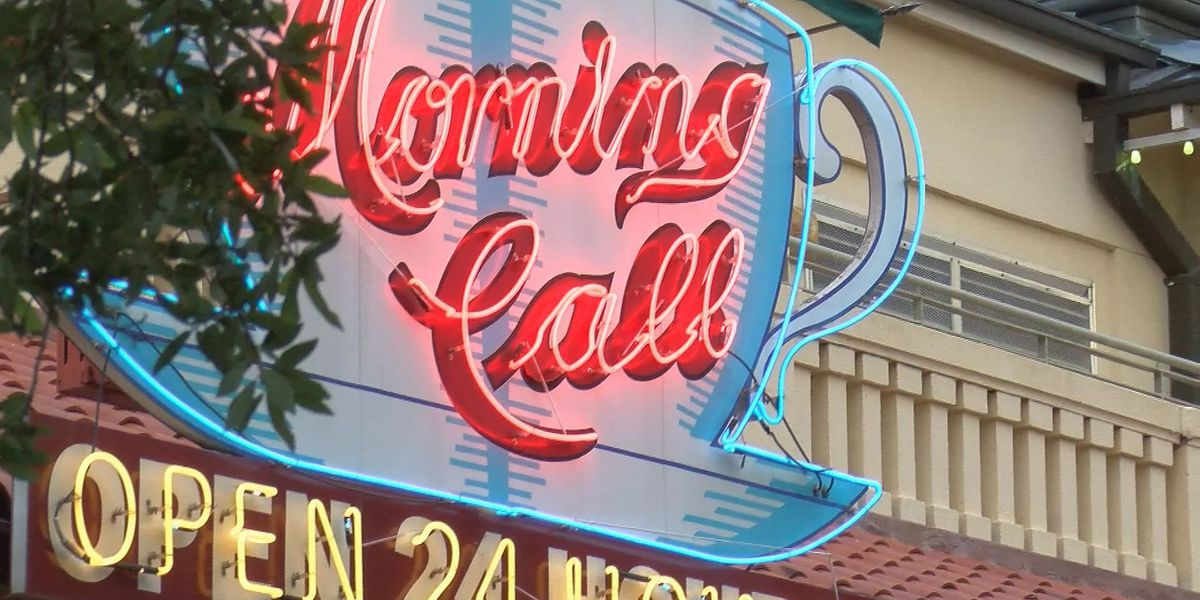 Morning Call set to close City Park location on Jan. 20