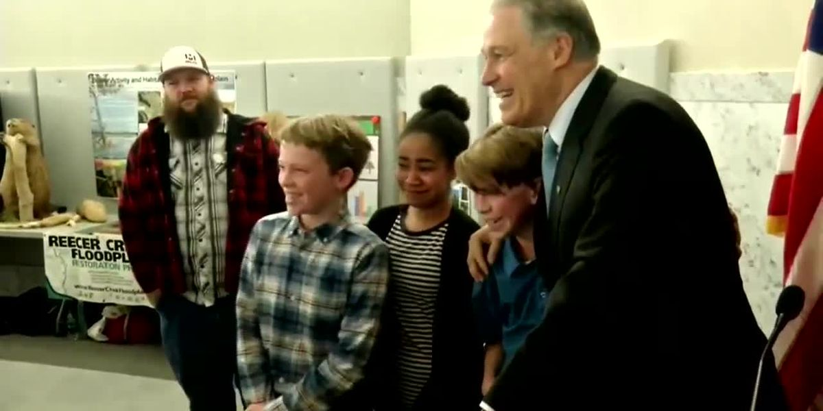Inslee drops out of 2020 race but confident climate change will remain important issue