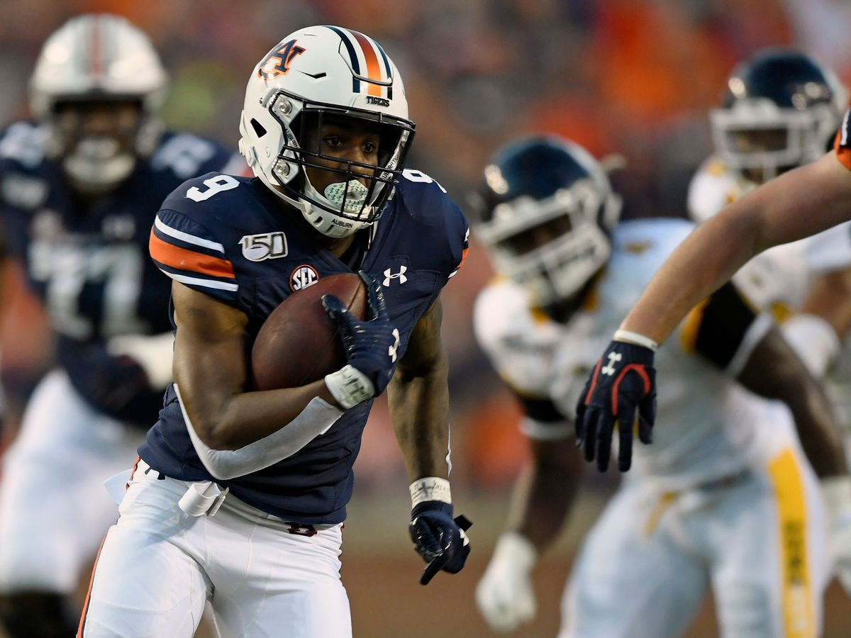It's No. 9 vs. No. 2: The Auburn Tigers ready for big road test against the others Tigers