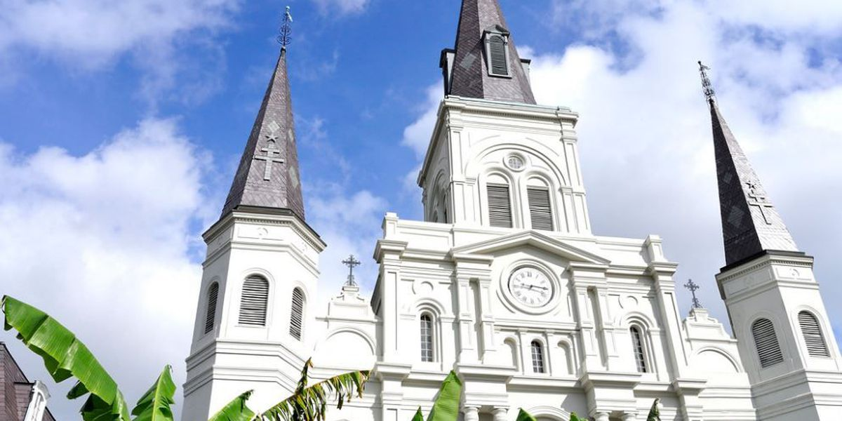 Heart of Louisiana: St. Louis Cathedral