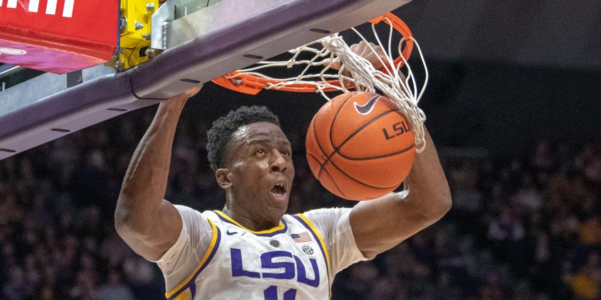 LSU's Kavell Bigby-Williams earns SEC weekly honor
