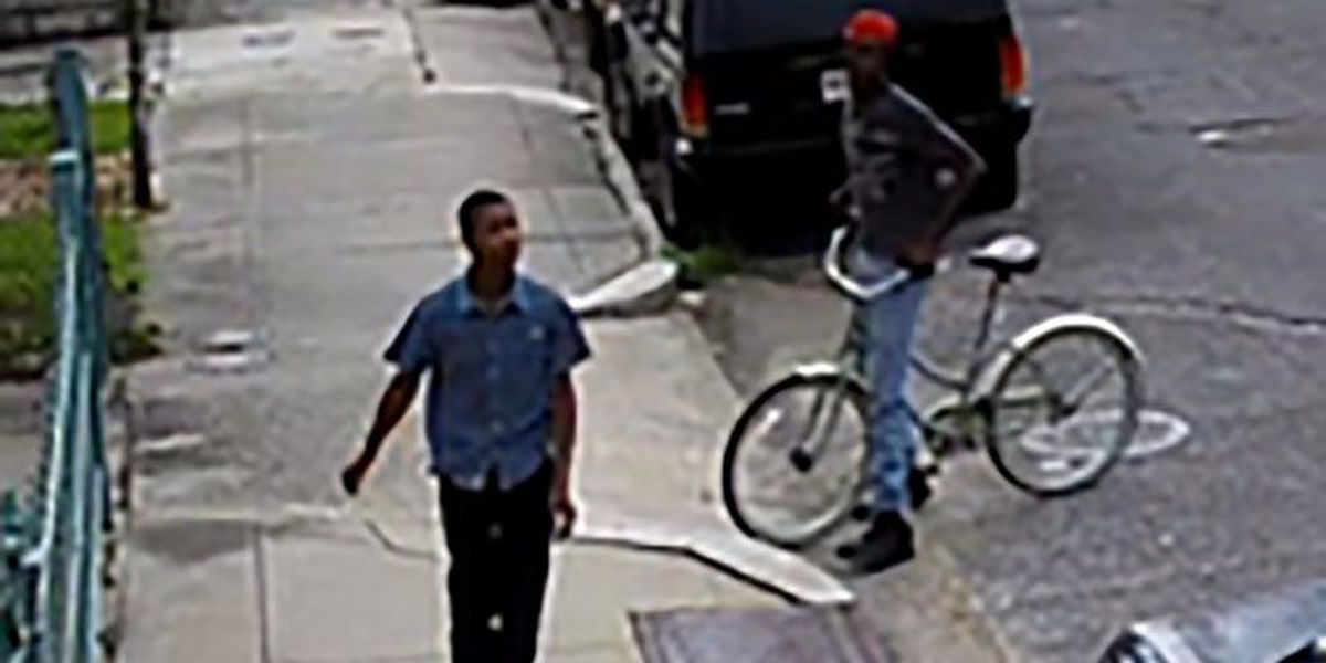 Suspected scooter thieves stopped by vigilant neighbor