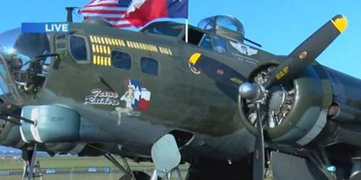 Happening Today: World War II Air Power Expo flies high this weekend