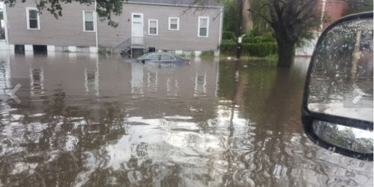 Resources for New Orleans flood victims
