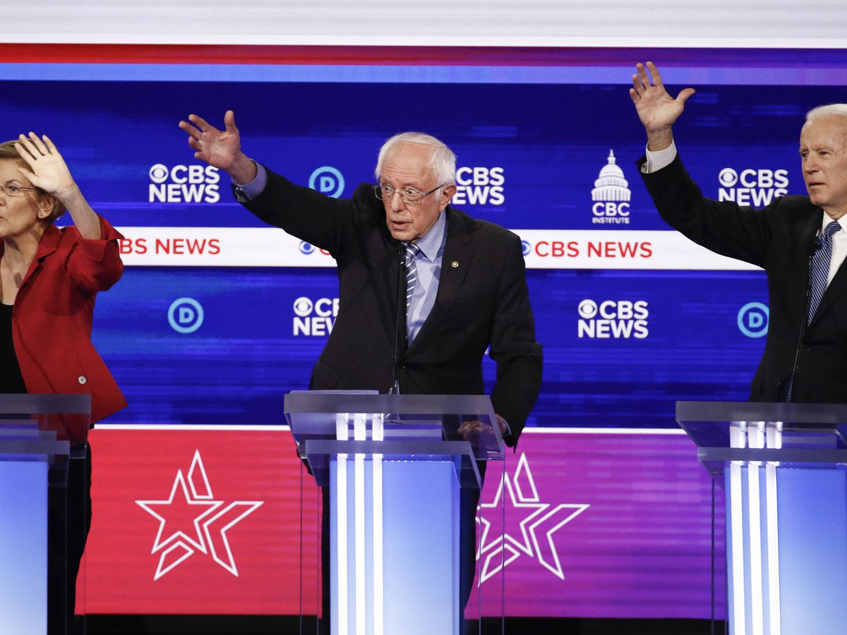 Analysis: Sanders learns what it's like to be a front-runner