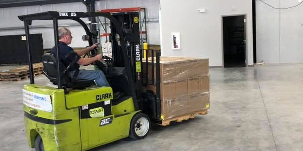 Covington food bank receives generous donation to assist families on the north shore