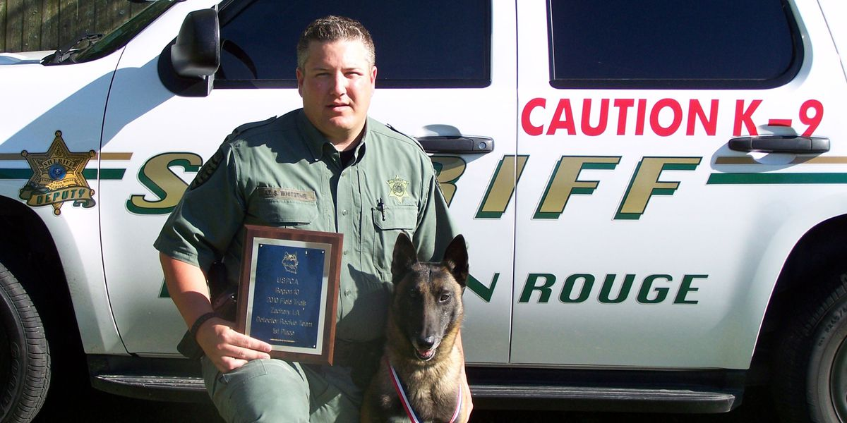 Fallen K-9 deputy died of natural causes before car crash, autopsy reports