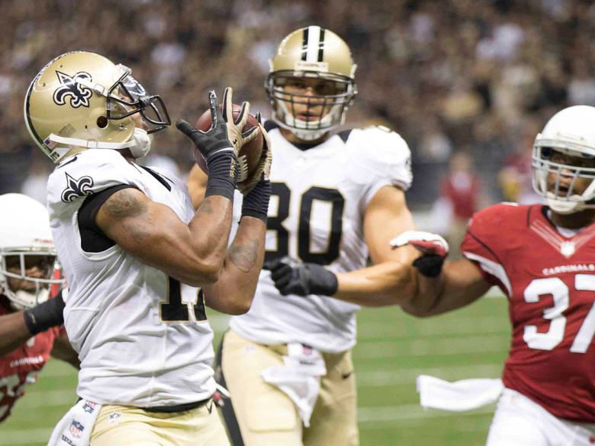Former Saints WR Robert Meachem set to join De La Salle football coaching staff