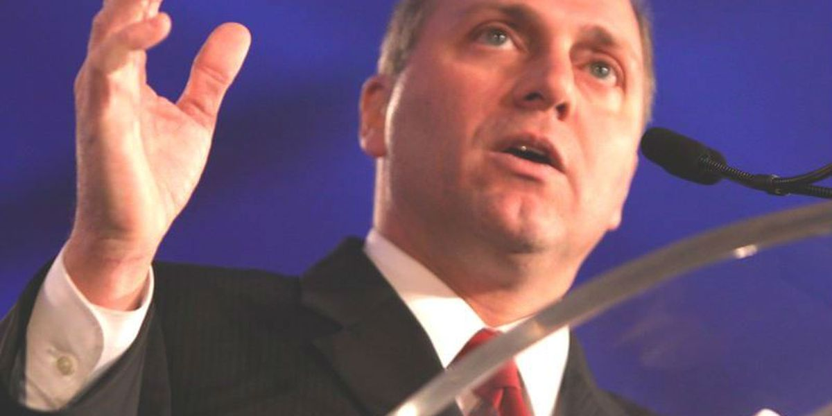 Rep. Steve Scalise critical but stable at D.C.-area hospital
