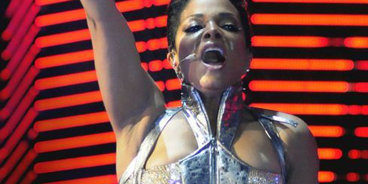 Janet Jackson is coming to New Orleans