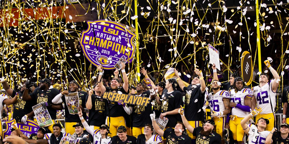 LSU announces the dates for spring football