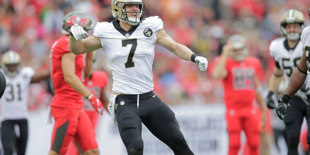 "Taysom Hill on blocked punt: ""It's been a long time coming for sure"""
