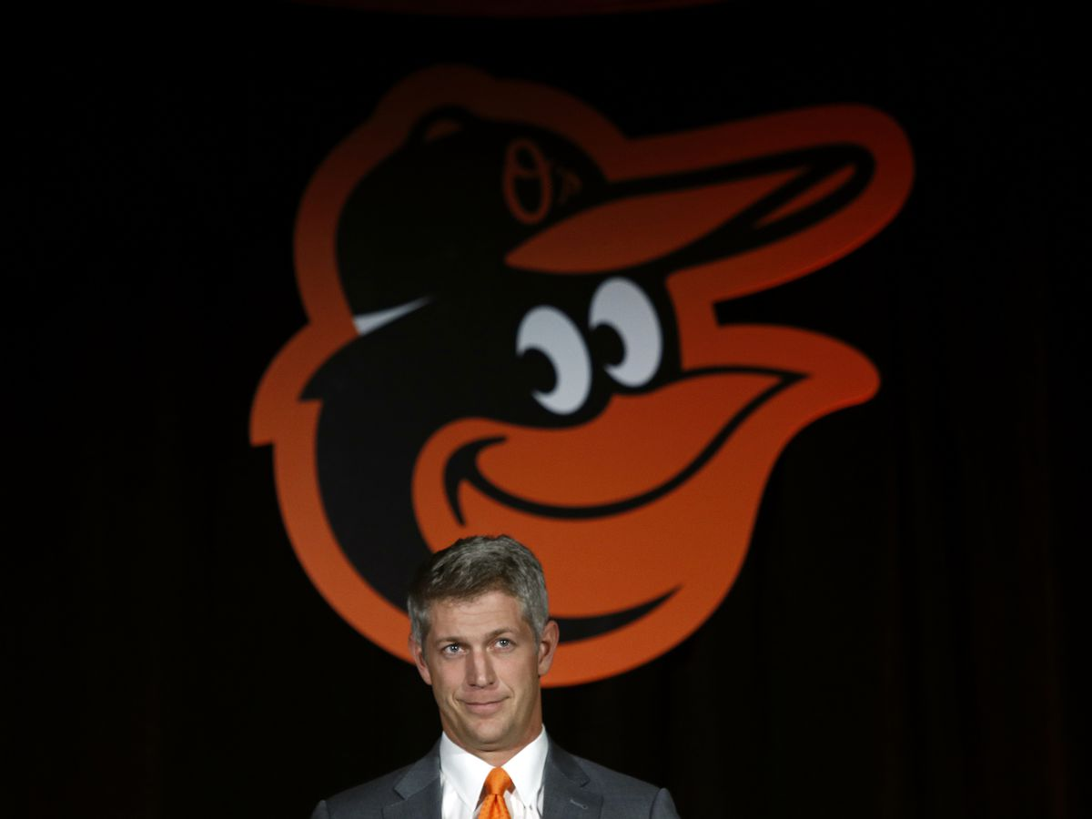 Orioles new GM Elias begins rebuild of worst team in majors