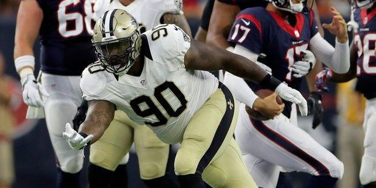 Saints' Fairley preparing for larger role on defensive line