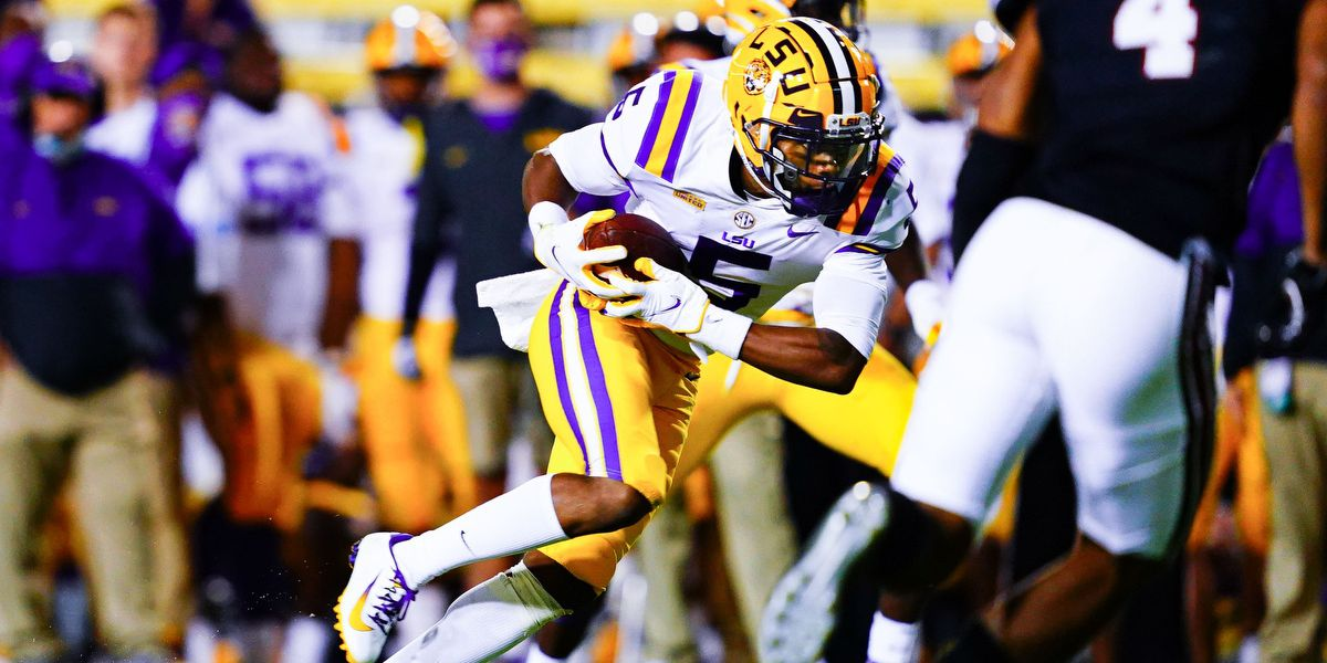 Attorney speaks about LSU's Koy Moore, Alabama's Traeshon Holden incident with Baton Rouge police officers