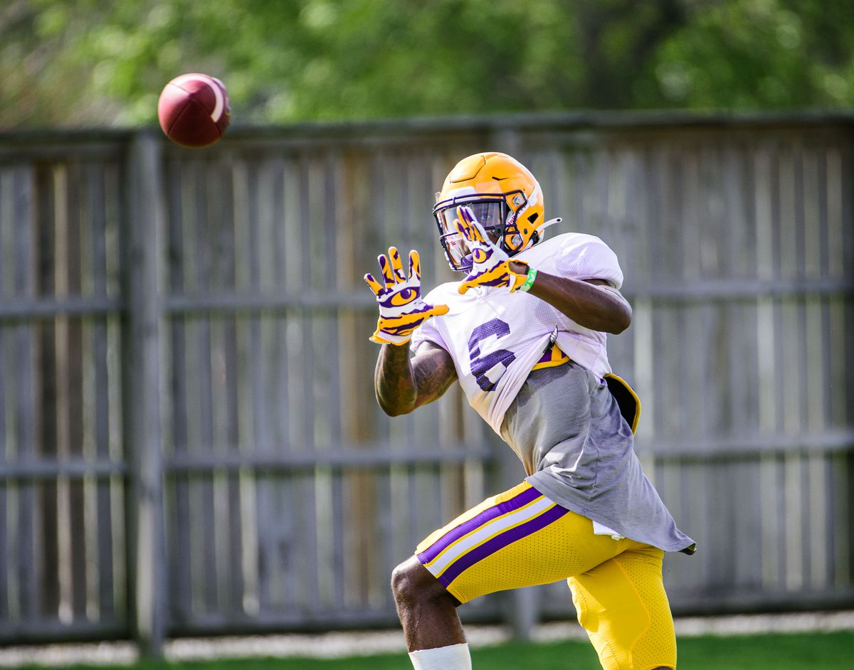 With Opt Outs Changing The Lsu Football Roster Who Steps In