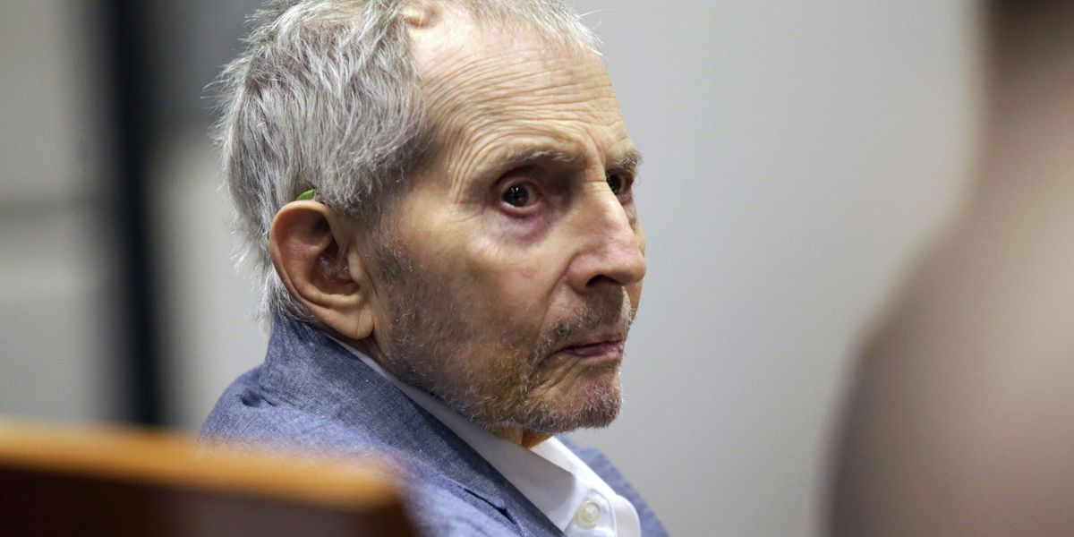 Juror removed from Durst murder trial as pandemic delay ends
