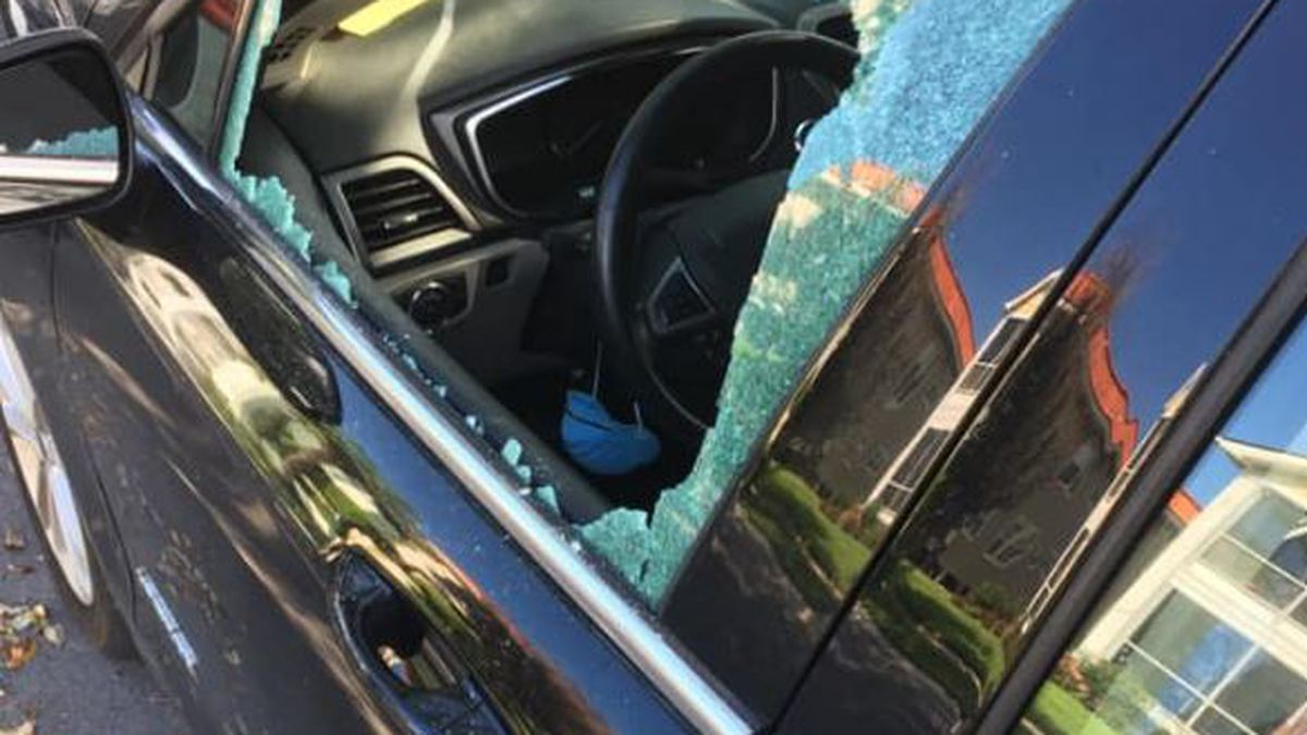 Lakeview residents again deal with car break-ins, smashed windows